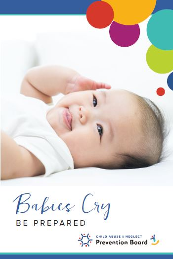 image of Babies Cry brochure