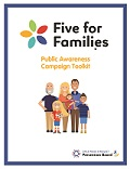image of Five for Families toolkit