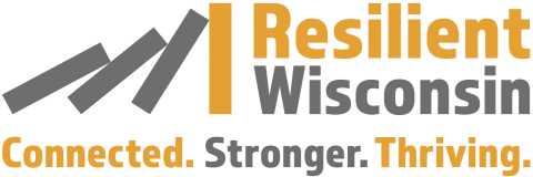 Resilient Wisconsin logo